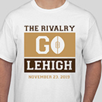 Lehigh vs Lafayette T Shirt Giveaway | Dining Services