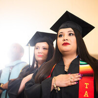 Fall 2019 La Raza Graduation Ceremony