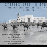 Student-Curated Exhibition Stories Laid in Stone
