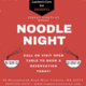 Noodle Night