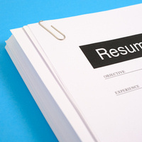 Geo Week: Resume 101 and Review