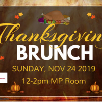 Thanksgiving Brunch