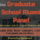 Graduate Alumni Panel