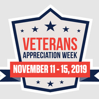 Veterans Appreciation Week: Texas Veterans Commission (TVC) Day 1