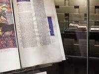 Saint John's Bible: Journey to St. Edward's | Arts and Humanities on the Hilltop