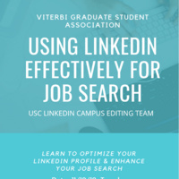 Using LinkedIn Effectively for Job Search