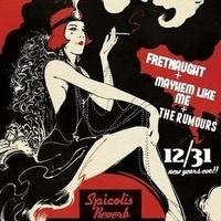 Roaring Twenties New Year's Eve Party!
