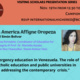 CIHE Visiting Scholars Presentation Series: Carmen America Affigne Oropeza
