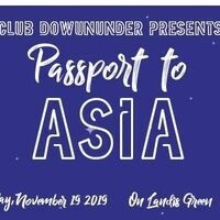 CDU Presents: Passport to Asia