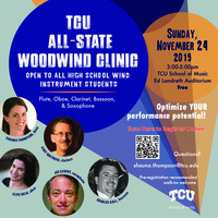 All-State Woodwind Clinic