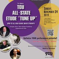 TCU All-State Brass Clinic