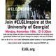 ELGL Inspire at UGA