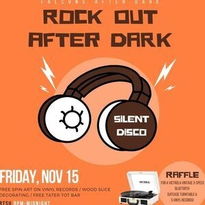 Rock Out After Dark at Falcons After Dark