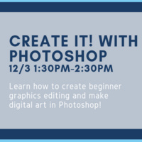 CREATE IT! WITH PHOTOSHOP Workshop