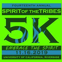 Spirit of the Tribes 5K Run/Walk