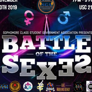 UNITY WEEK: BATTLE OF THE SEXES