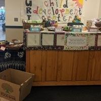 URI Child Development Center Art Exchange