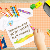 Create your own t-shirt!