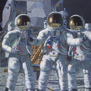 Free Lecture w/Leslie Bean, wife of Apollo 12's Alan Bean