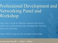 Business Law Society Professional Development and Networking Event