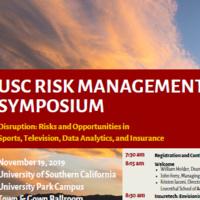 USC Risk Management Symposium