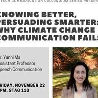 Speech Communication Colloquium Series