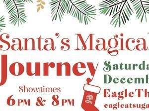 Santa's Magical Journey