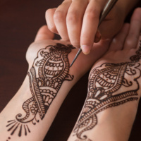 Henna Art at the Regionals