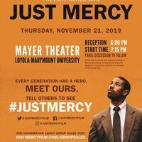 "Preview Screening of ""Just Mercy"""