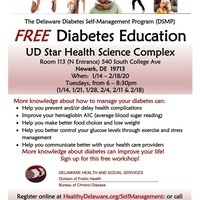 Free Diabetes Self-Management Program