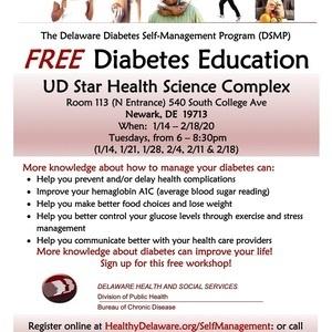 Free Diabetes Self-Management Program