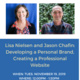 Lisa Nielsen and Jason Chafin: Developing a Personal Brand, Creating a Professional Website