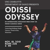 Odissi Odyssey: Indian Classical Dance