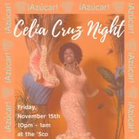 Celia Cruz Night