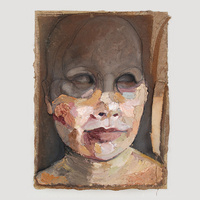 """Sentient Matter"", MA Thesis Exhibition, Natalie Lambert"
