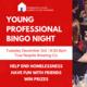 MCCH's Young Professional Bingo Night
