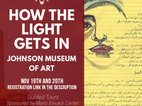 Guided Tour: how the light gets in