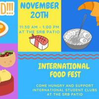 International FOOD FEST!
