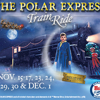 The Polar Express Train Ride at B&O Railroad Museum