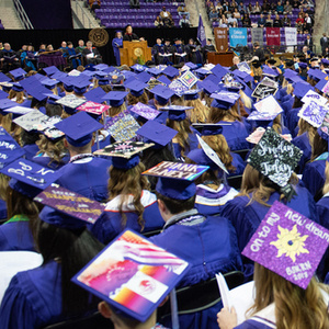 Commencement Ceremony (9 a.m.)