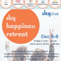 SKY Campus Happiness Retreat