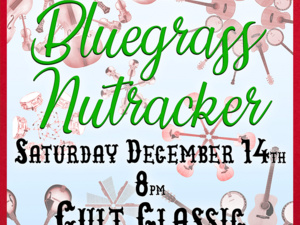 Front Porch Orchestra Bluegrass Nutcracker.