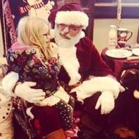 Santa Claus at LRHC