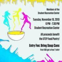It's a Soup-er ZUMBA Event