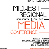2019 Columbia College Chicago Media Conference