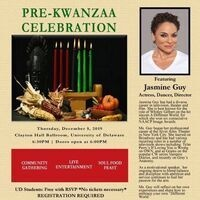 CBC's Pre-Kwanzaa Celebration on 12/5/19