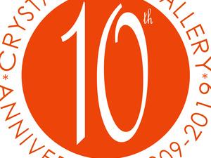 Crystal Moll Gallery TURNS 10!  Celebration Reception