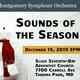 Montgomery Symphony Orchestra: Sounds of the Season