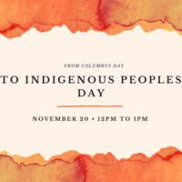 From Columbus Day to Indigenous Peoples Day, Let's Discover Why