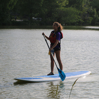 Sunset Paddle Board Clinic